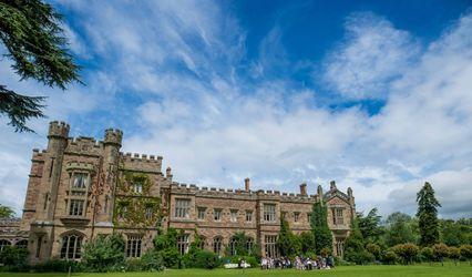 Hampton Court Castle 1