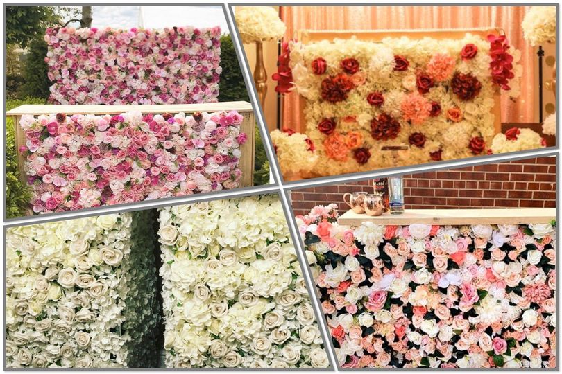 Mobile Flower Bars