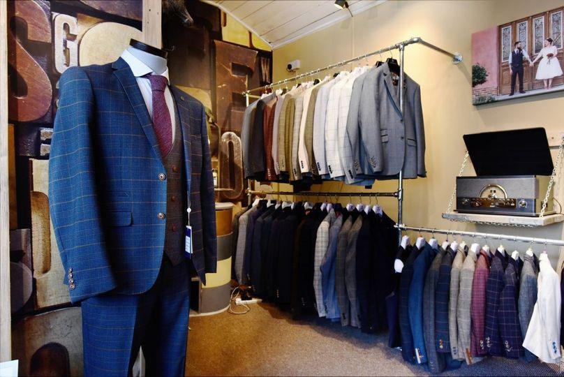 Classic formalwear items
