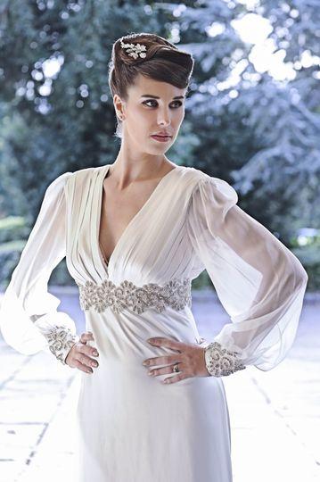 Annabella wedding gown