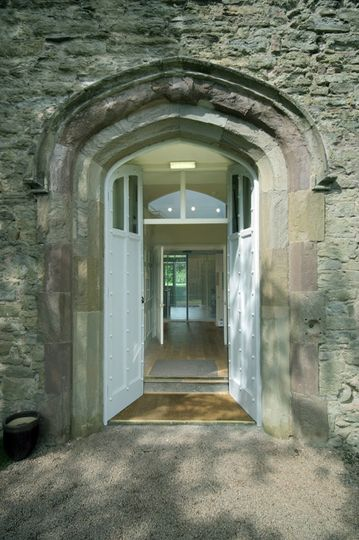 Entrance to the Beacon Rooms