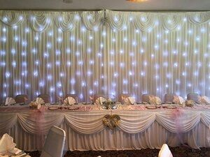 Decorative Hire Satin & Lace Events 9
