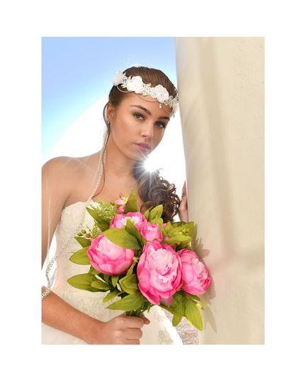 Florist Her Bouquet 1