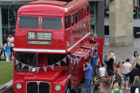 Double Decker Bars - Bar Hire