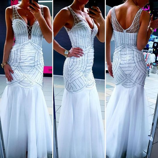 Fitted dresses