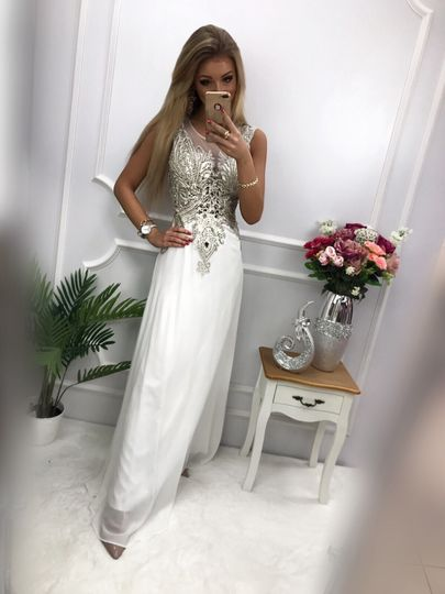 One-of-a-kind dresses