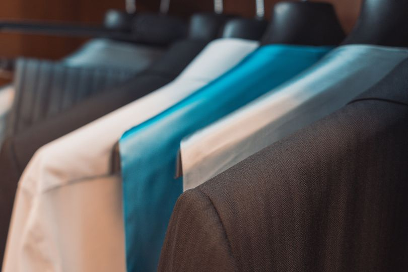 Beautifully handcrafted suits