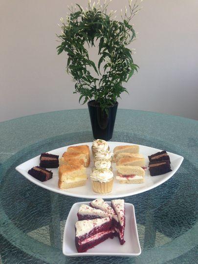Cake tasting session