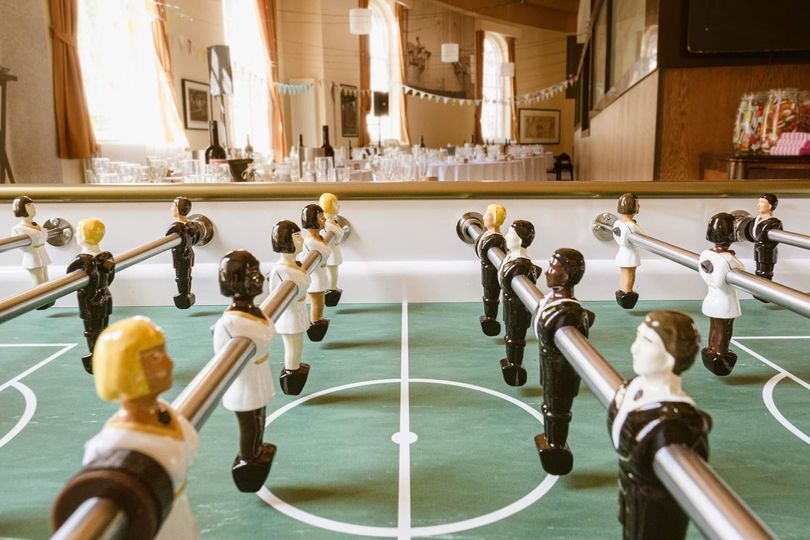 Something Different ChampFoos Table Football 5