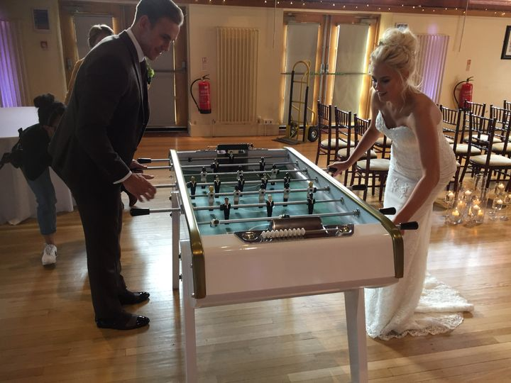Something Different ChampFoos Table Football 8