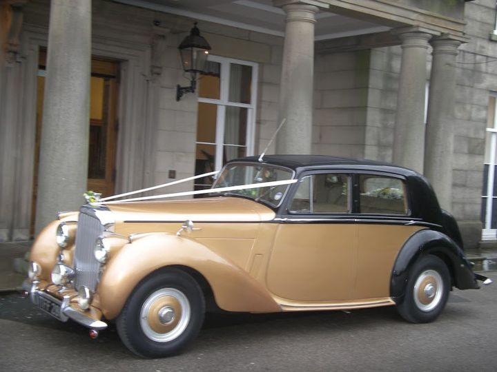 Bentley MK-6 1952 Vintage