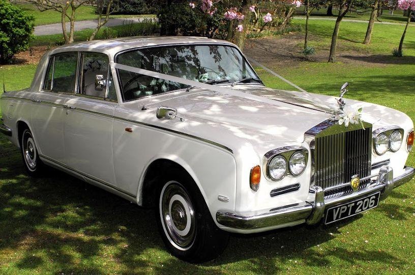 Rolls Royce Silver Shadow MK-1