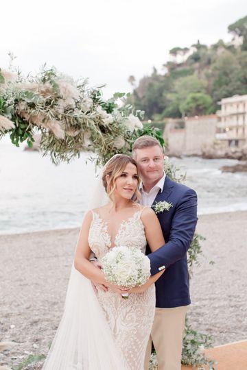 Beach wedding Sicily