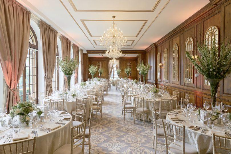 Hedsor House, Ballroom