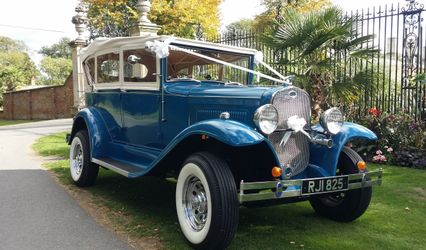Warkton Wedding Cars 1