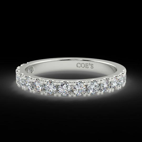 alberta ladies wedding eternity diamond ring 4 272371 158926071059732