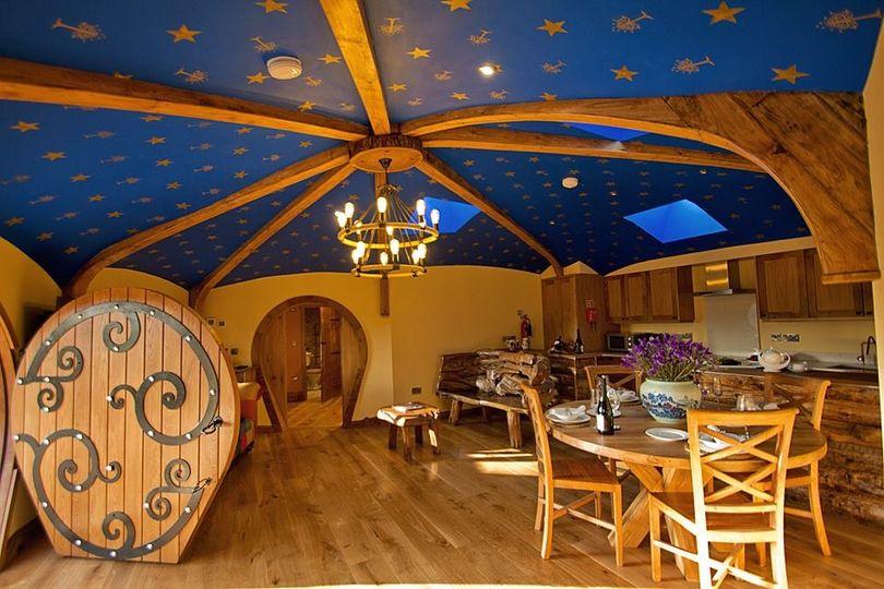 Inside the Hobbit House