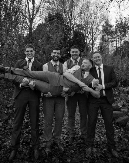 Helen Mitchellhunter photography - Wedding party fun
