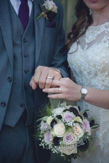 Helen Mitchellhunter photography - Just wed