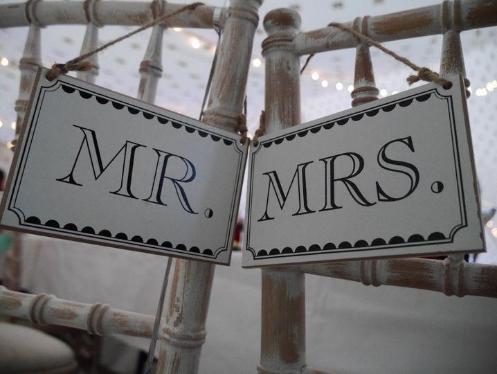 Mr & Mrs Desmond