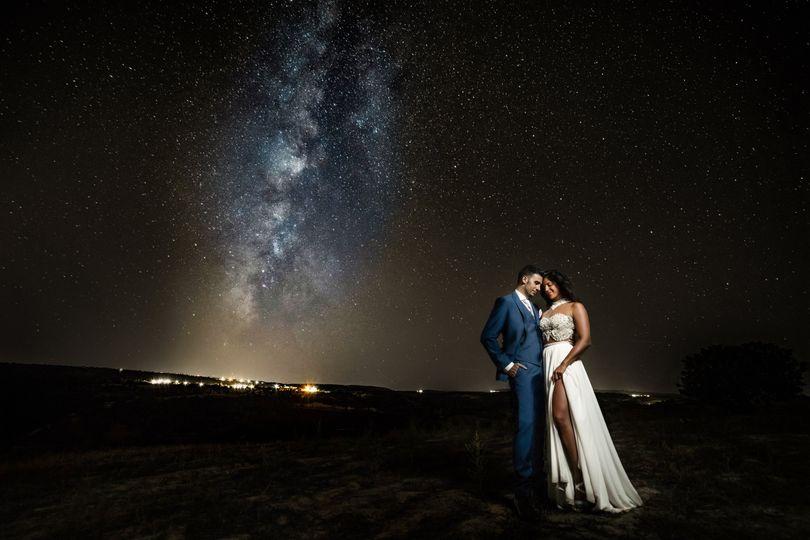 Daniel James Photography - Romance at dusk