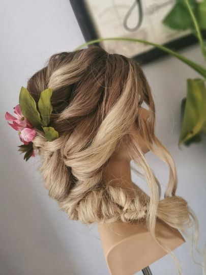 Beauty, Hair & Make Up ML Wedding & Events Hair 7