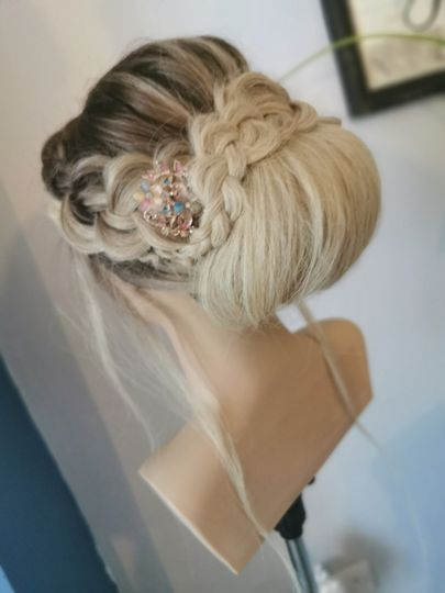 Beauty, Hair & Make Up ML Wedding & Events Hair 12