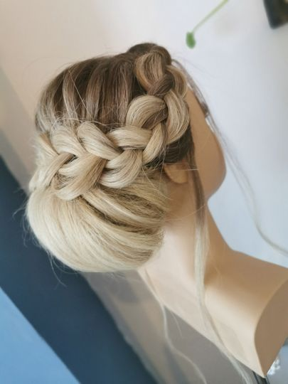 Beauty, Hair & Make Up ML Wedding & Events Hair 14