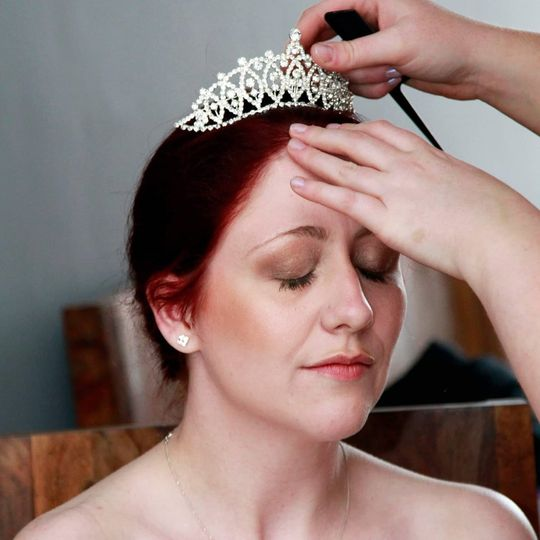 Beauty, Hair & Make Up ML Wedding Hair 4