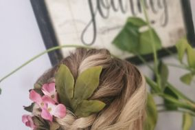 ML Wedding & Events Hair