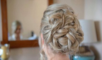 ML Wedding & Events Hair