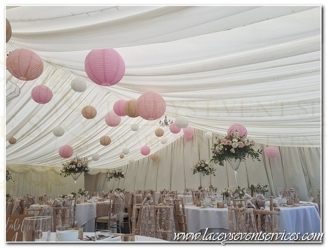 Decorative Hire Laceys Event Services LTD 40