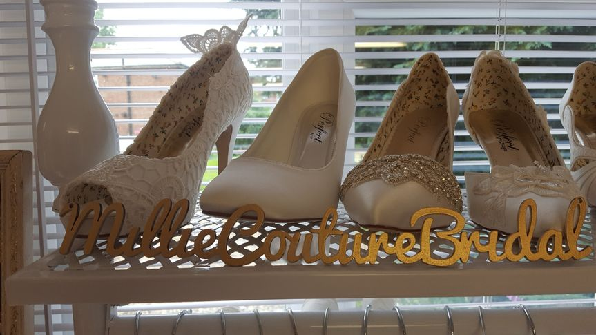 Millie couture bridal