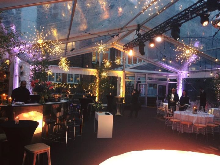 Marquee setting