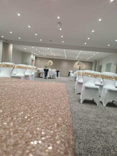 The Derbyshire Suite
