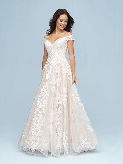 Allure Bridals - 9619