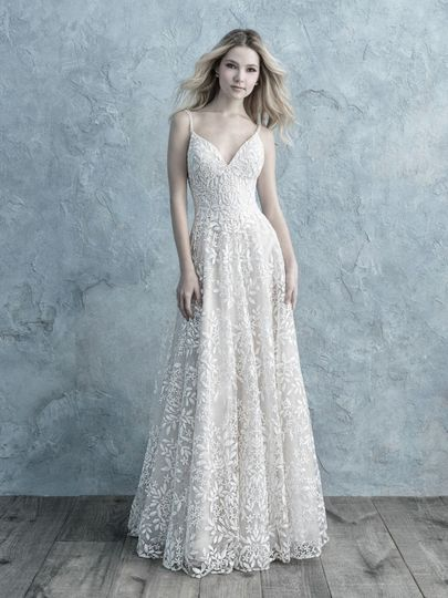 Allure Bridals - 9669