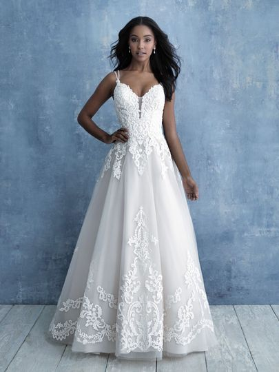 Allure Bridals - 9732
