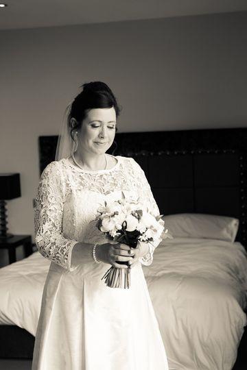 Debbie- Bespoke Bride