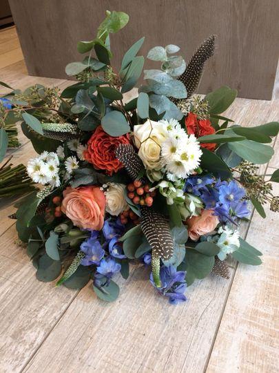 Florist I Do Wedding Florist 40