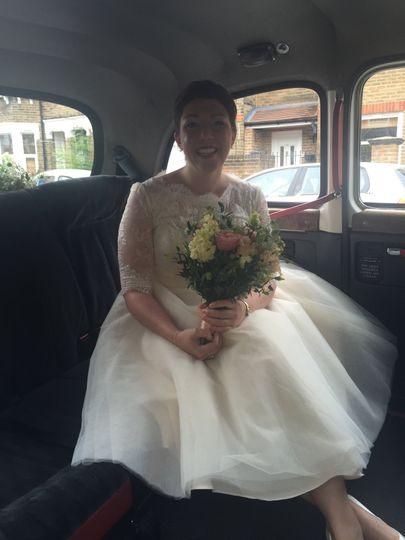 One of my happy brides