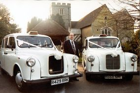 White Wedding London Taxis
