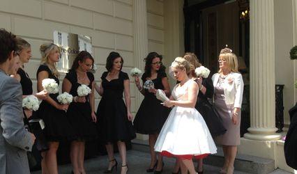 White Wedding London Taxis 1