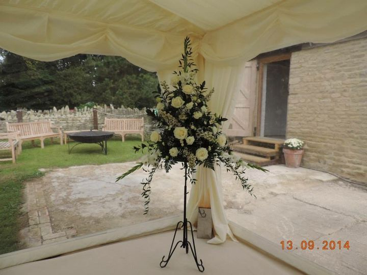 Big and beautiful pedestals