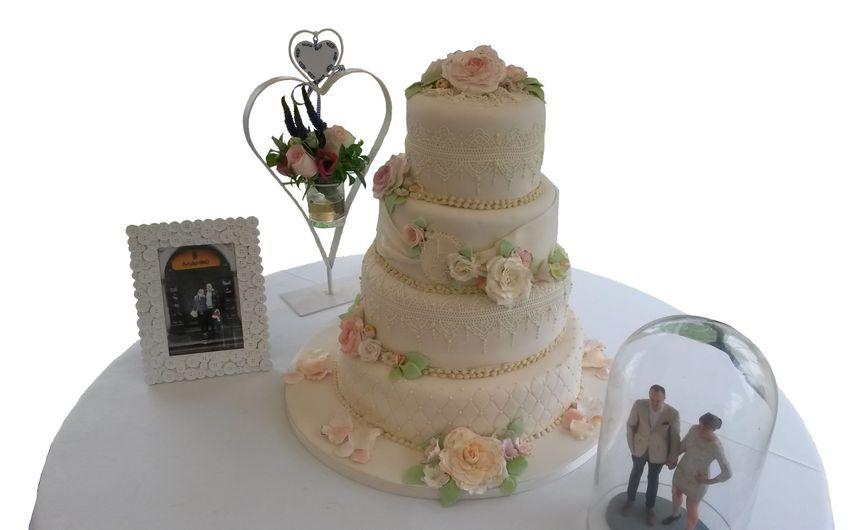 wedding cake 3 4 112476