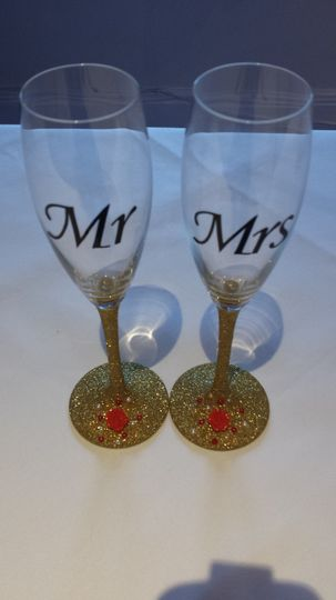 Mr and Mrs Set