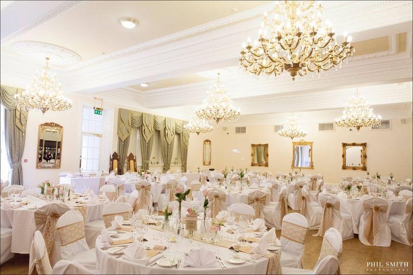 Kennedy Suite Wedding Breakfast