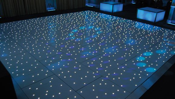 LED RGB Dance Floor