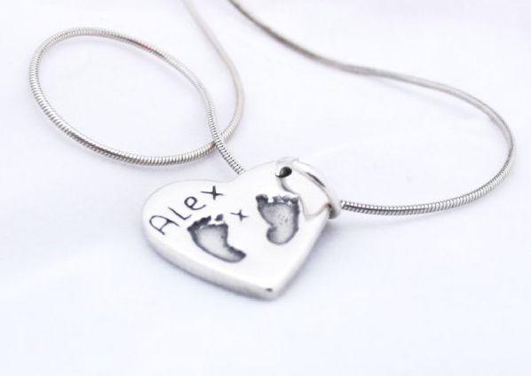 Foot Print Jewellery