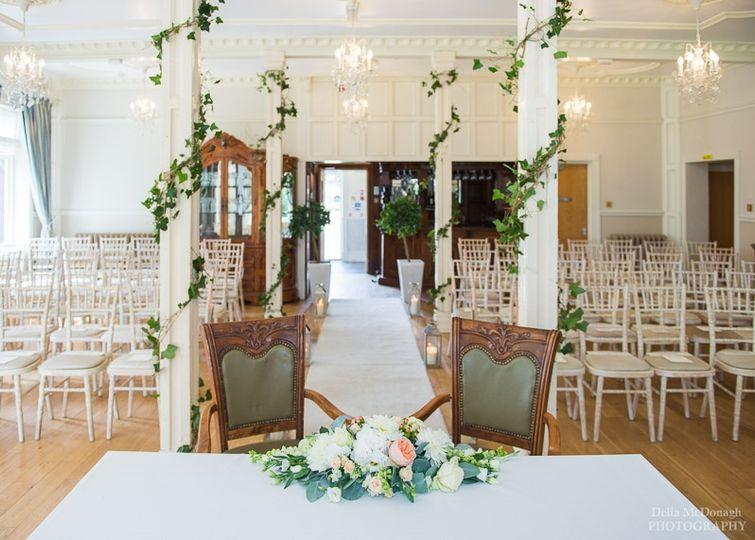The Mews ceremony room